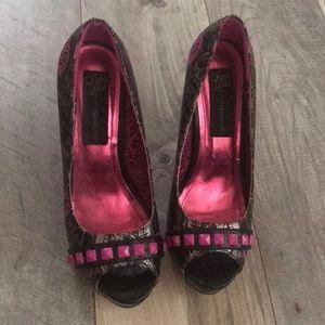 JustFab Shoes - Just Fab Heels